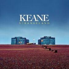 KEANE - STRANGELAND (LTD.SUPER DELUXE EDT.)  CD + DVD +++++++++++++NEW+