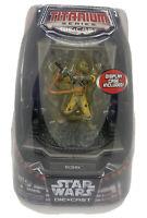 Star Wars BOSSK Titanium Series Die-Cast Action Figure Hasbro 2005 with Case