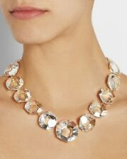 IPPOLITA Gemma Drama Clear Quartz Necklace in 18K Yellow Gold - $12,000