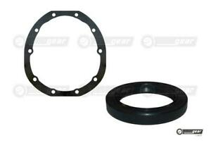 Opel Manta B/C Differential Axle Rear Plate Gasket and Oil Seal Set