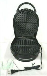*NEW* Villaware Professional Series Round Perfect Waffler Waffle Maker No. 3000