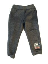 New listing Boys Mickey Mouse Sweatpants 4t