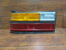 Nissan Stanza  /  1984  1985  1986  /  Left Driver Tail Light