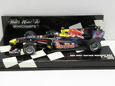 MINICHAMPS 410100005 Standmodell RED BULL RACING RENAULT RB6 Vettel 2010 M.1:43