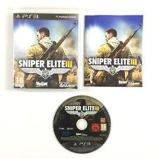 Sniper Elite III 3 PS3 / Jeu Sur Playstation 3 Complet