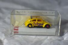 Busch HO 1:87 Scale VW Beetle Hippie (The Power of Love) (42733)