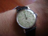 Vintage Pobeda Yuri Gagarin Watch Mechanical Russian USSR Soviet SHTURMANSKIE