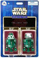 Disney Parks Star Wars The Last Jedi Astromech Droid Factory 2 Pack R4-X2 Y5-X2