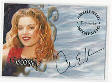 Clare Kramer as Glory Buffy The Vampire Slayer Season 6 Autograph Card Auto A42