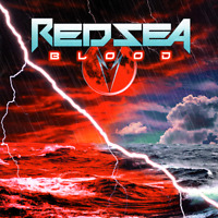 Red Sea • Blood CD 1994 Roxx Records, 2019 •• NEW ••