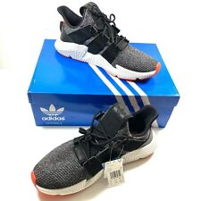 Adidas Prophere Originals Grey Red Lifestyle Sneakers Shoes CQ3022 Mens Size 12