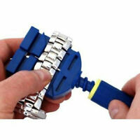 Useful Watch Repair Tool Kit Watchband Link Pin Remover with 5 Extra Pins Fa