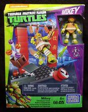 Mega Bloks Teenage Mutant Ninja Turtles Mikey Chinatown Chase Set TMNT~66 Pieces