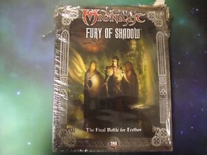 Midnight-Fury of Shadow-The Final Battle for Erethor-*PLEASE READ DESCRIPTION*