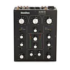 SubZero 2 Channel Rotary DJ Mixer