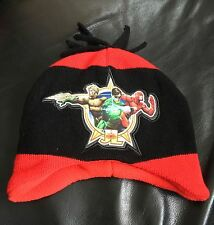 NWT Boys Justice League Beanie Suitable For Ages 2-5
