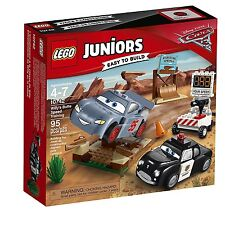 Lego Juniors - Willy's Butte Speed Training Building Play Set 10742 New Nib