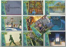 "2004 Disney/Pixar Treasures NOW YOU KNOW ""Complete Set"" of (10) (DPT161-DPT170)"