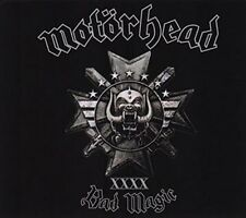 Motorhead Bad Magic Limited Ecolbook Edition CD PREORDER 28th August 2015