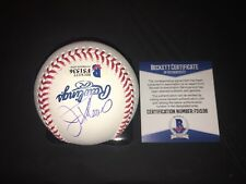 Jim Thome Signed Official Hall of Fame Baseball Indians Phillies HOF 2018 BAS #5