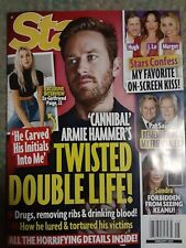 ARMIE HAMMER EXCLUSIVE TELL ALL TWISTED DOUBLE LIFE STAR FEBRUARY 2021