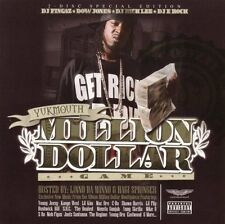 YUKMOUTH MILLION DOLLAR GAME '06 2CD Z-RO C-BO REALEST MAC DRE YOUNG JEEZY FED-X