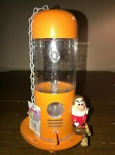 Disney Snow White and the Seven Dwarfs Grumpy Garden Bird Feeder Outdoor New