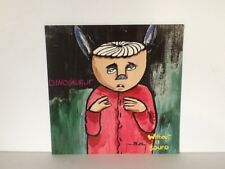 """Dinosaur Jr Double Sided Record Store Promo Flat Poster 12"""" X 12"""""""