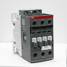 ABB AF26-30-00-11 CONTACTOR 3 POLE 24V - 60V AC 50/60Hz & 20V - 60V DC, 26AMP