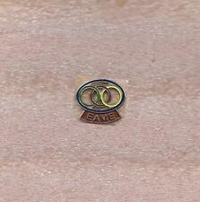 INTERNATIONAL WATER SKI FEDERATION EAME OFFICIAL REFEREE PIN OLD