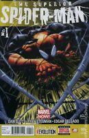 Superior Spider-Man #1 4th Printing Variant (2013) Marvel Comics