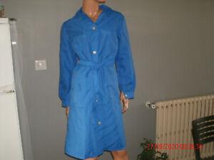 blouse nylon  nylon  kittel nylon overall HALIA  T42