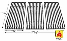 Cast Iron Cooking Grid, Cooking Grates for Fiesta Gas Grill Models hyG569C-3