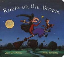 Room on the Broom Board Book-ExLibrary