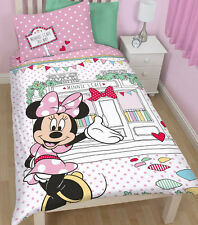 Minnie Mouse Bedding Single Bedding - Minnie's Cafe