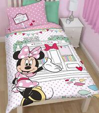 Minnie Mouse Biancheria Da Letto Singolo Biancheria Da Letto-Minnie 's Cafe