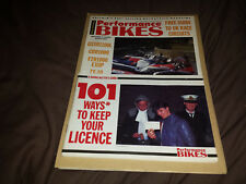 Performance Bikes - April 1990 - CBR1000 - Motorcycle Magazine