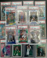 NBA MYSTERY PACK🔥🔥 PSA GRADED Rising Stars Pack - Tatum, Zion, Trae & More