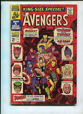 THE AVENGERS SPECIAL #1 (6.5)
