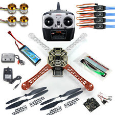 4 axle F450 RC Multi QuadCopter Drone RTF ARF KK V2.3 Circuit Board 6ch TX RX