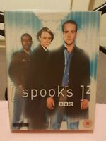 Spooks - Series 2 - Complete (DVD, 2004, 5-Disc Set, Box Set)