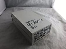 NEW SAMSUNG GALAXY S6 SM-G920A  WHITE PEARL 32GB AT&T UNLOCKED GSM