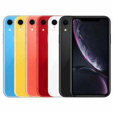 Apple iPhone XR - 64GB - 4G LTE iOS Factory Unlocked Smartphone