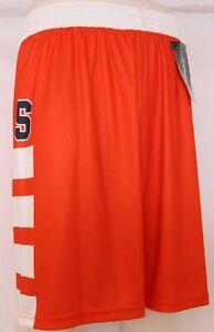 NEW Syracuse Orange Powers Fully Sublimated Basketball Shorts Men's XL