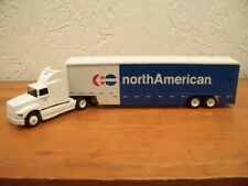 NORTH AMERICAN VAN LINES FORD AEROMAX TRACTOR TRAILER DIECAST WINROSS TRUCK