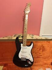 Fender American Vintage '56 Stratocaster Black with HSC