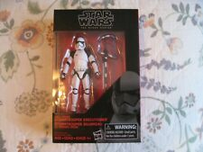 New Star Wars Black Series 3.75 First Order Stormtrooper Executioner