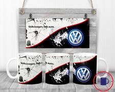 Volkswagen VINTAGE DISTRESSED Volkswagen OIL CAN MUG  COFFEE  #oil