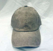 100% Cotton Pigment Dyed Washed Blank Solid Plain Caps Hats HIGH QUALITY !!!