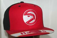 Atlanta Hawks Mitchell & Ness NBA Team Solid Snapback,Cap            $ 35.00 NEW